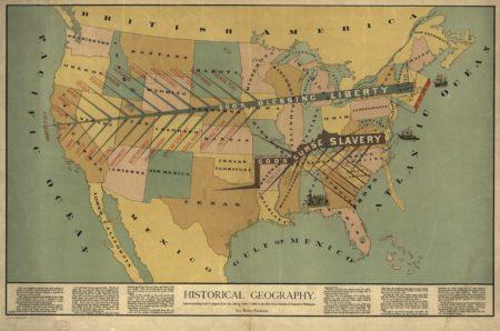 John F. Smith, Historical Geography, 1888