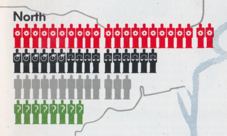 """Exploring Isotype Charts: """"Only An Ocean Between"""""""